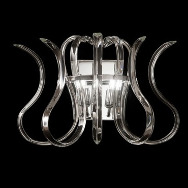 Wave Wall Sconce by Lightology Collection | LC-234.102