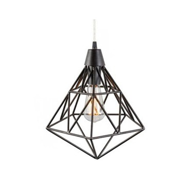 Facet Mini Pendant by Varaluz | 236P01FI