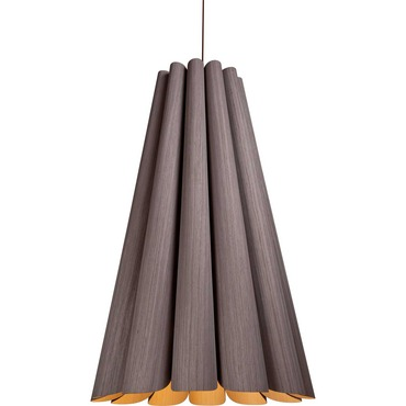 Olivia Suspension by WEP Light | OL72-GRAY-GRAY