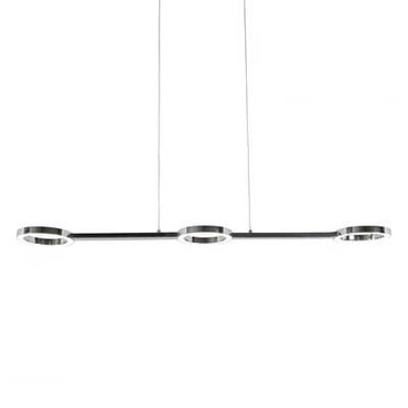 Halo Linear LED Pendant