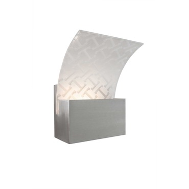 Screen Vanity Wall Sconce