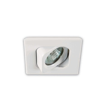 3.5 Inch MR16 Square Adjustable Trim