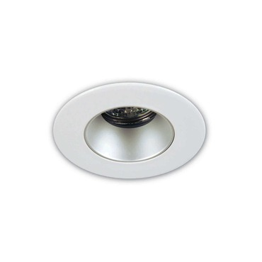 3.5 Inch MR16 Matte Reflector Downlight Trim