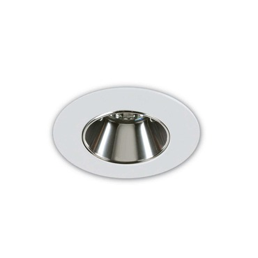3.5 Inch MR16 Clear Reflector Downlight Trim