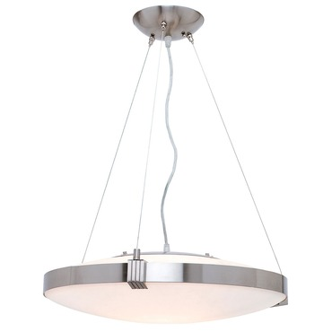 Luna Pendant by Access | 50102-BS/OPL