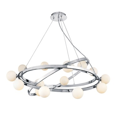 Nitrogen Chandelier by Access | 23980-CH/OPL