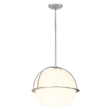 Nitrogen Half Cage Pendant by Access | 52045-BS/OPL