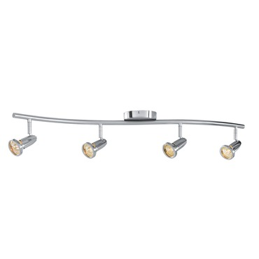 Cobra Bar Semi Flush Mount by Access | 52204-BS