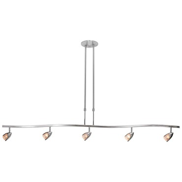 Comet Linear Pendant by Access | 52033-BS/OPL