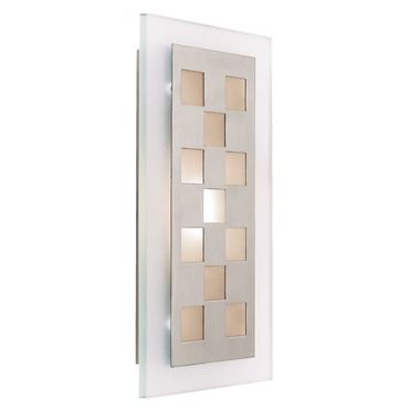 Aquarius Wall Sconce by Access | 62095-BS/FST