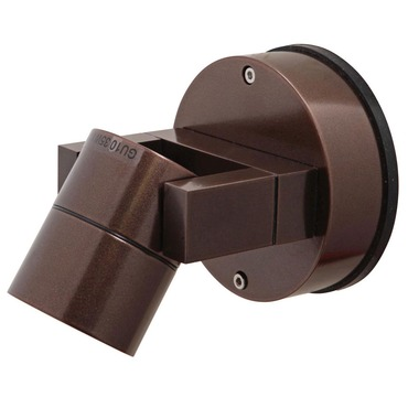 KO 51 Adjustable Outdoor Wall Light by Access | 20351MG-BRZ/CLR