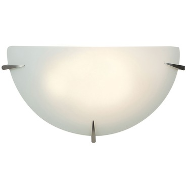 Zenon Wall Light by Access | 20660-BS/OPL