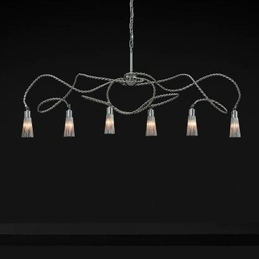 Sultans of Swing Linear Pendant