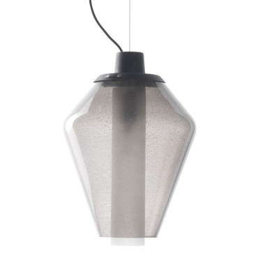 Metal Glass 1 Pendant by Diesel Lighting | LI2271 52 U