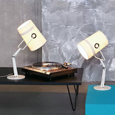 Fork Adjustable Table Lamp by Diesel Lighting | LI0412 25 U