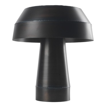 Heavy Metal Table Lamp