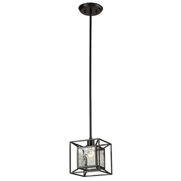 Cubix Pendant with Adapter Kit by Elk Lighting | 14121/1-LA