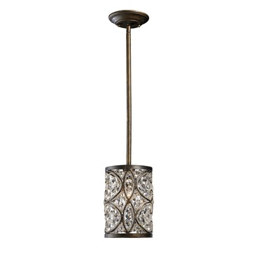 Amherst Mini Pendant by Elk Lighting | 11285/1