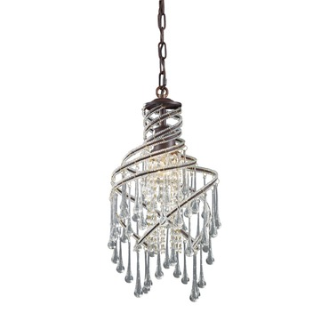 Elise Swirl Pendant by Elk Lighting | 12002/1
