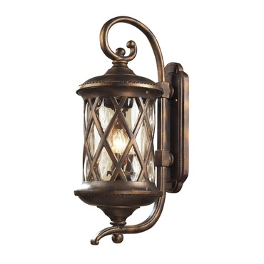 Barrington Gate Outdoor Hanging Wall Sconce