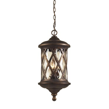 Barrington Gate Outdoor Pendant by Elk Lighting | 42033/3