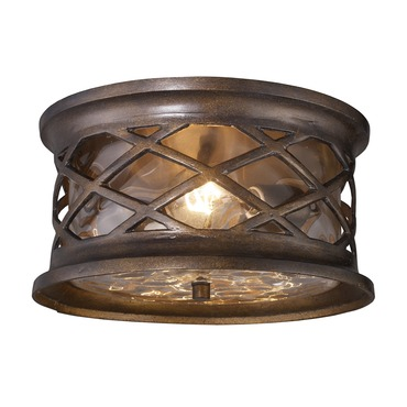 Barrington Gate Outdoor Flush Mount