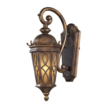 Burlington Junction Outdoor Wall Sconce