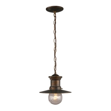Maritime Outdoor Pendant by Elk Lighting | 42007/1