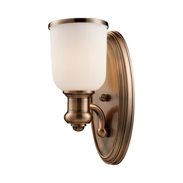 Brooksdale Wall Sconce by Elk Lighting | 66180-1