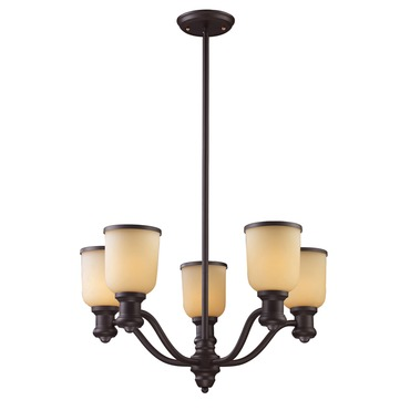 Brooksdale Chandelier by Elk Lighting | 66173-5