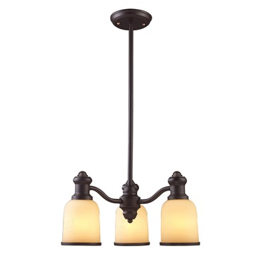 Brooksdale Down Chandelier by Elk Lighting | 66172-3