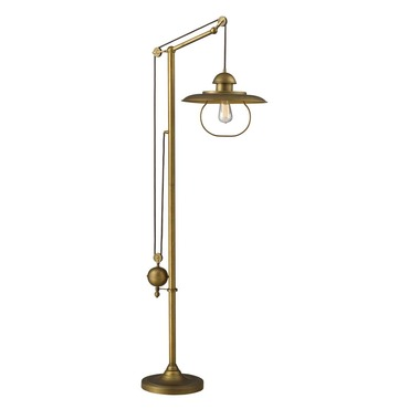 Farmhouse Floor Lamp by Elk Lighting | 65101-1