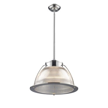 Halophane Large Pendant by Elk Lighting | 60004-1