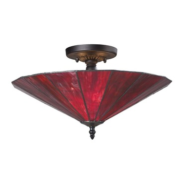 Lumino Semi Flush Ceiling