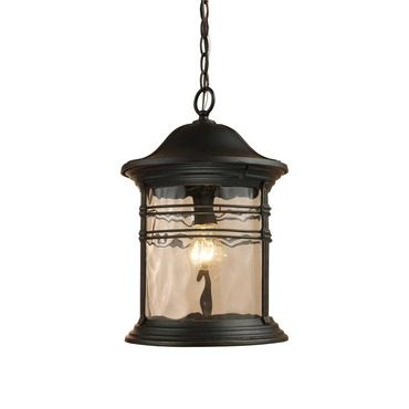 Madison Outdoor Pendant by Elk Lighting | 08160-MBG