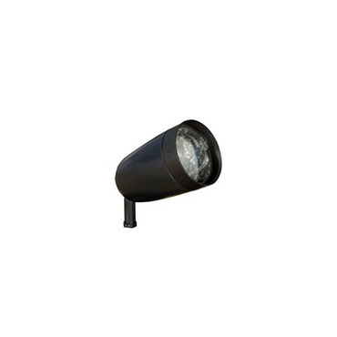 BN4 Bullyte Short Shroud Accent Light by Hadco | BN4-AS