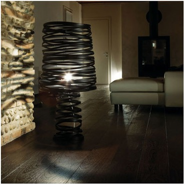 Curl My Light LT Floor Lamp by Studio Italia Design | 108302