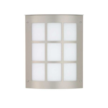Moto Grid Outdoor Wall Sconce
