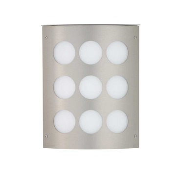 Moto Circles Outdoor Wall Sconce