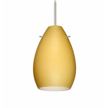 Pera 6 Pendant by Besa Lighting | 1BT-1713VM-SN