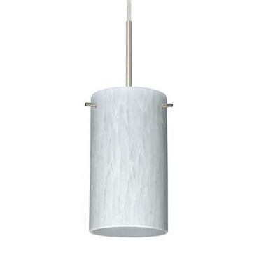 stilo 7 pendant by besa lighting 1bt 440419 sn