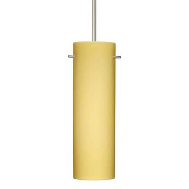 Copa Pendant by Besa Lighting | 1BT-4930VM-SN