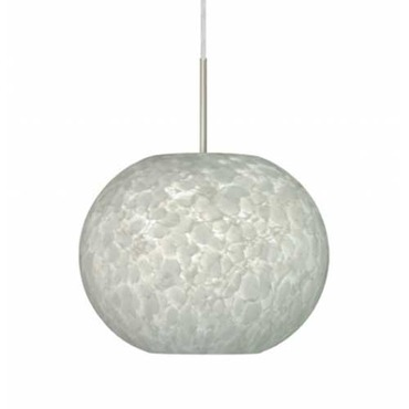 Luna Pendant  by Besa Lighting | 1JT-477619-SN