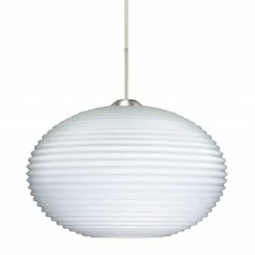 Pape Pendant  by Besa Lighting | 1JT-491307-SN