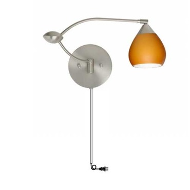 Tay Tay Plug In Swing Arm Sconce