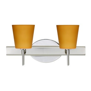 Canto 5 2 Light Bath Bar