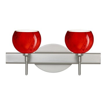 Palla 5 2 Light Bath Bar