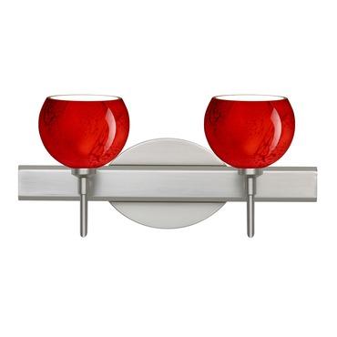 Palla 5 2 Light Bath Bar
