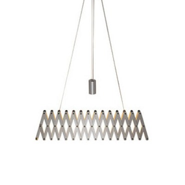 Flexxxibile Long Suspension by Lightology Collection   lc-lx 5 m14 al