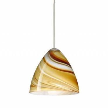 XP Mia Pendant by Besa Lighting | XP-1779HN-SN